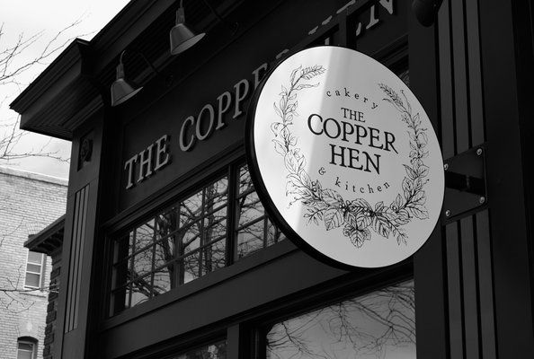 The Copper Hen, Minneapolis: It looks so cool! I want to go here and try it out.http://www.copperhenkitchen.com