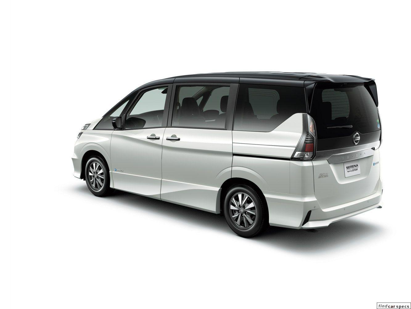 Nissan Serena Serena C27 2 0 150 Hp S Hybrid Cvt Petrol Electricity 2016 Serena C27 2 0 150 Hp S Hybr In 2020 Nissan Fuel Economy Mini Van