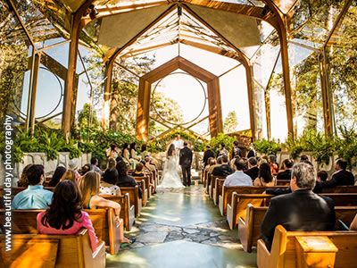 Wayfarers Chapel Rancho Palos Verdes California Wedding Venues 7 ...