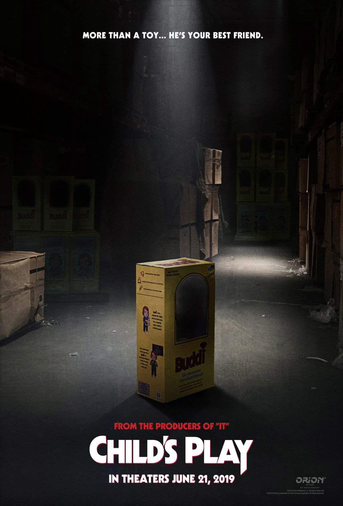 Reboot De Chucky Revela Un Aterrador Poster Peliculas Completas Juegos Para Ninos Peliculas Completas Gratis