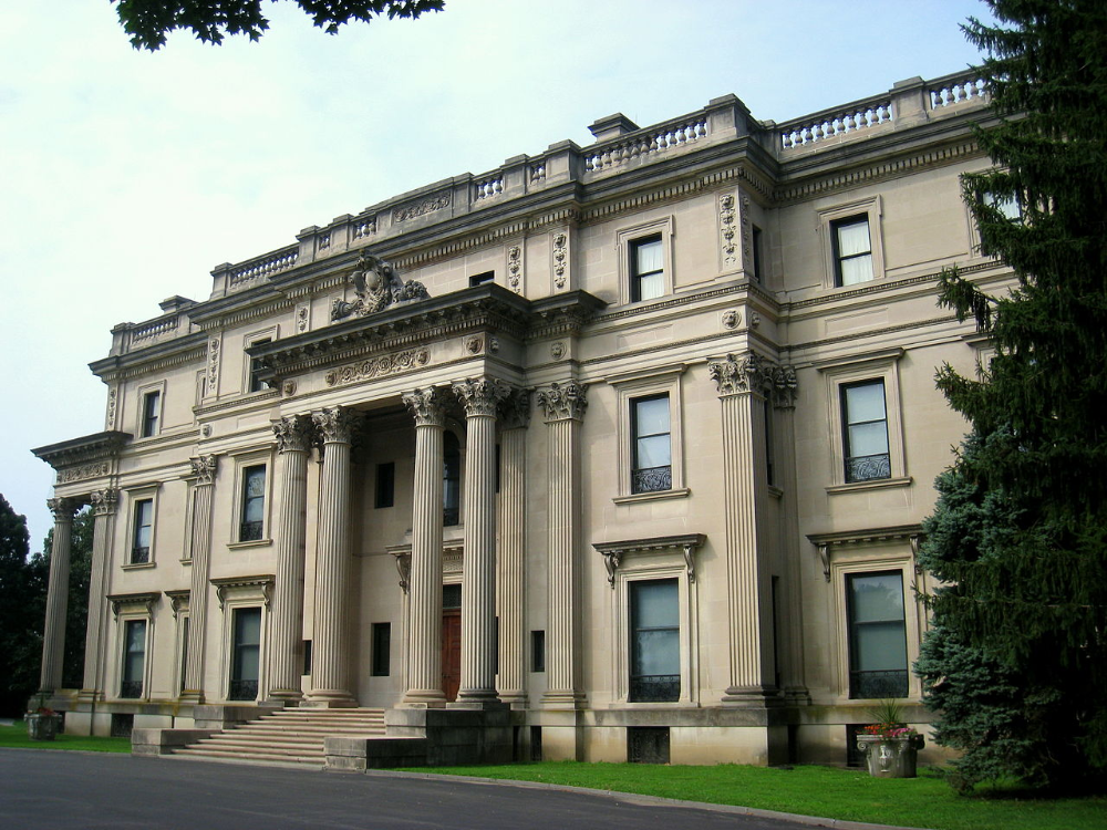 Vanderbilt Mansion - IMG 7938 - Category:Vanderbilt Mansion - Wikimedia  Commons in 2020 | Vanderbilt mansions, Mansions, Mansion floor plan