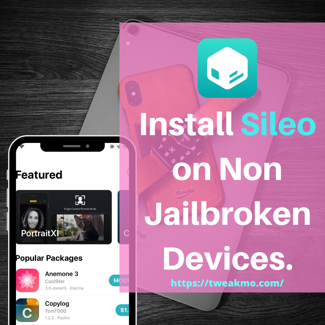 Do you want Sileo on your device without jaibreaking ? How
