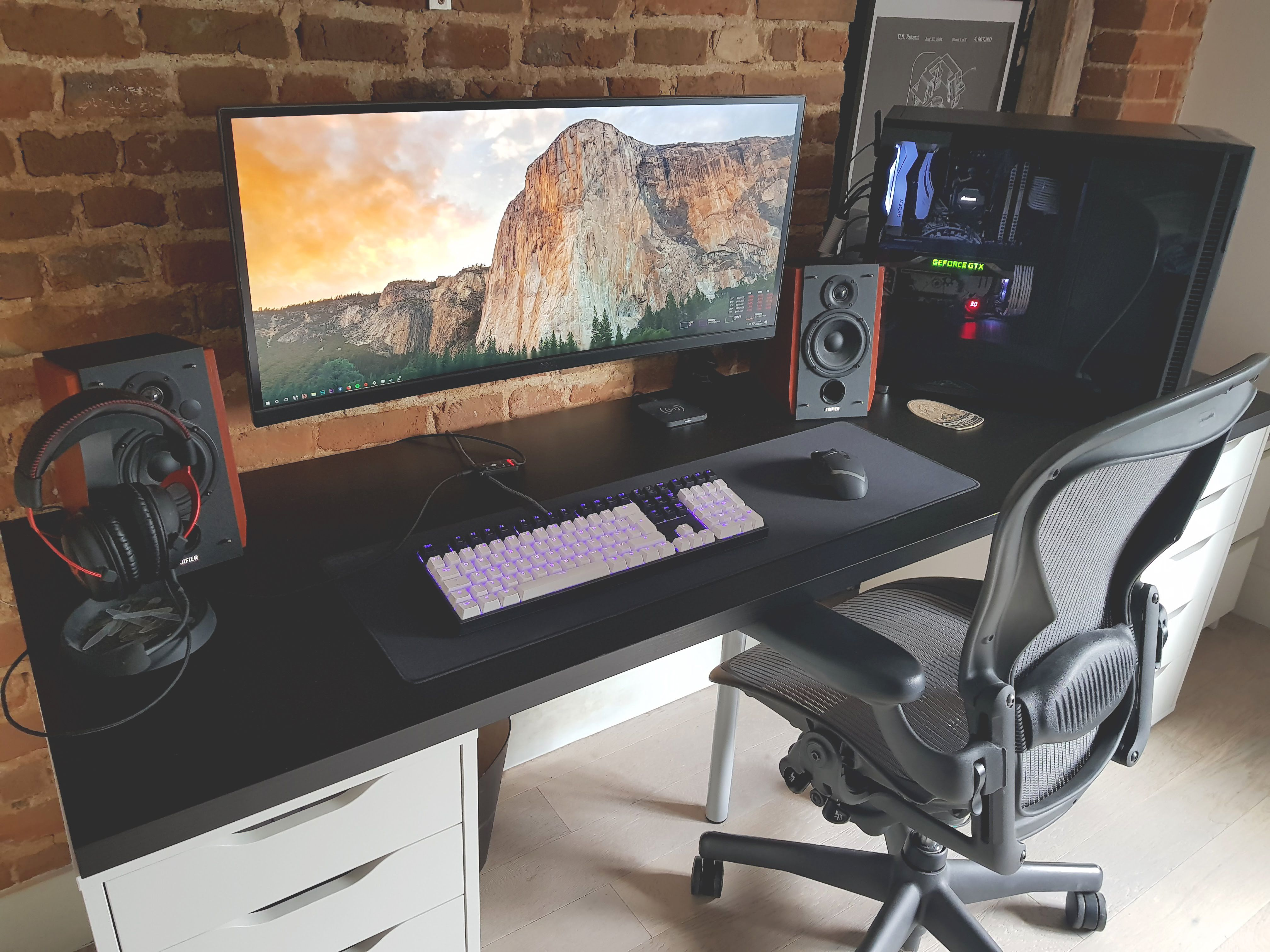 Pin by eugene sabwa on edit suites workstations gaming stations