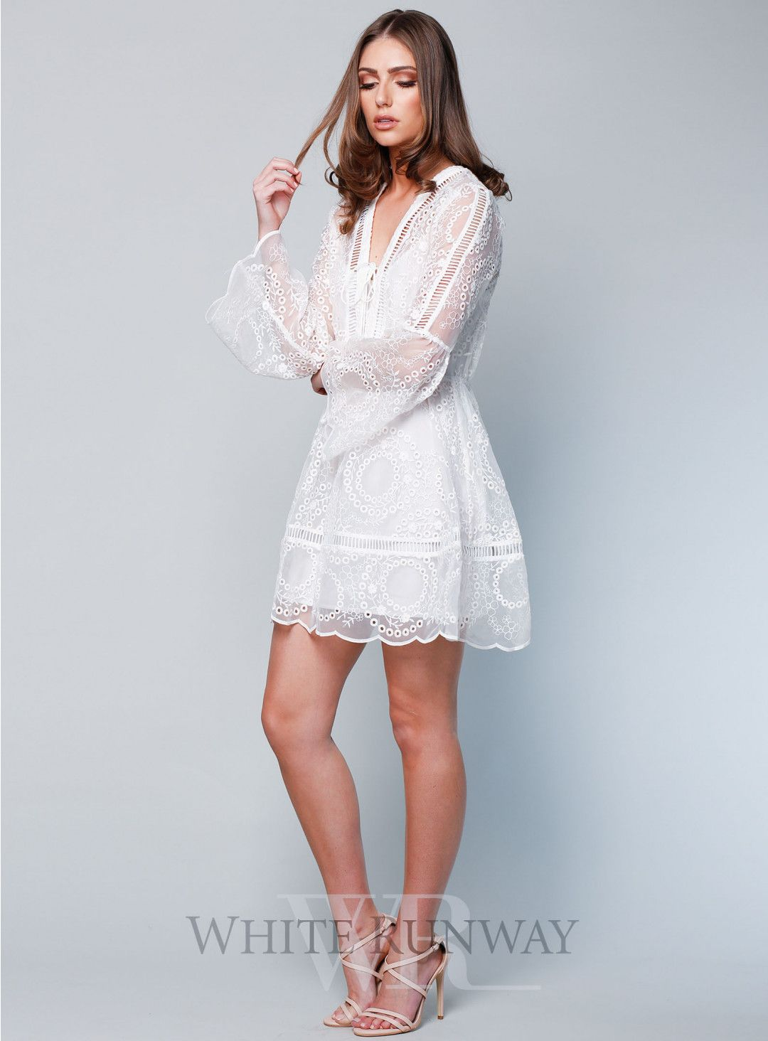 Sweet Pea Dress. A gorgeous mini dress by We Are Kindred. A lace ...