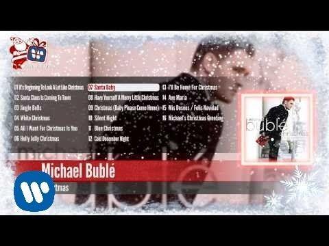 Michael Bublé - Christmas Album Medley (Best Christmas Songs ...
