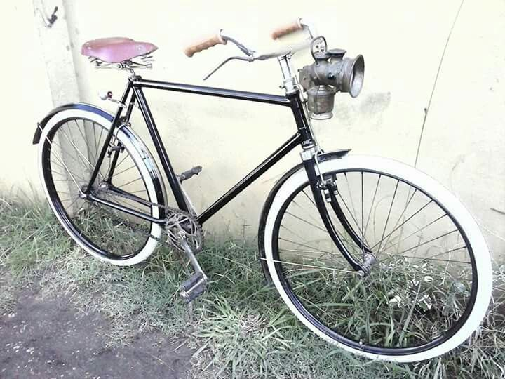 Bianchi 1937 Old Bicycles Bicicletta