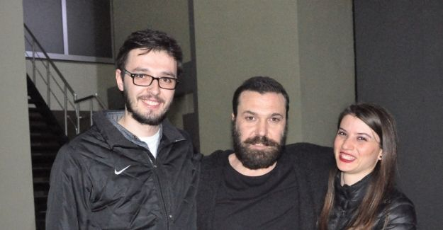 Halil Sezai konserinde sürpriz evlenme teklifi