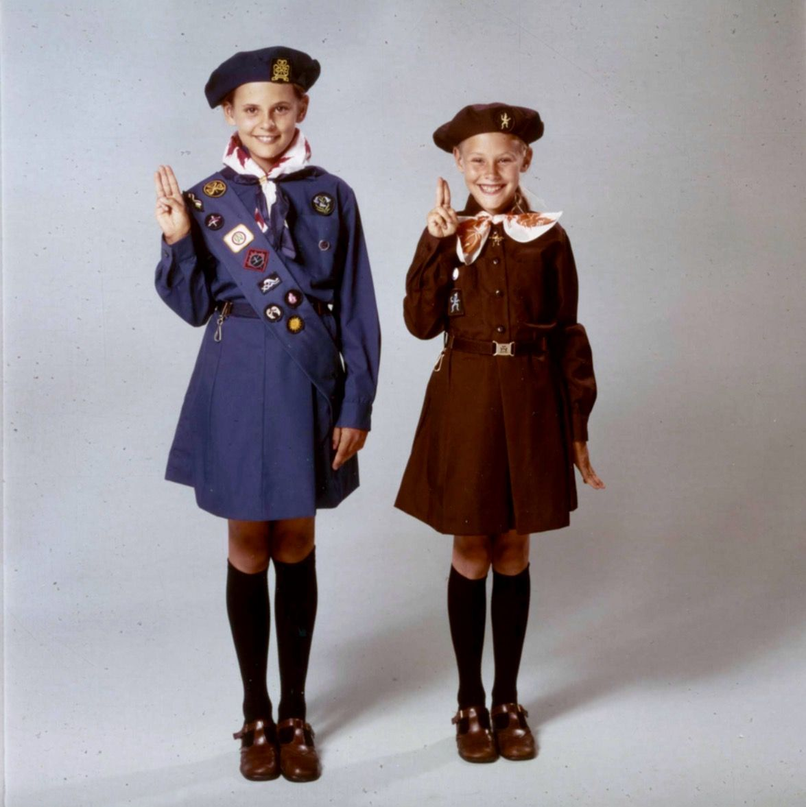 Image result for canada girl guide 1970's