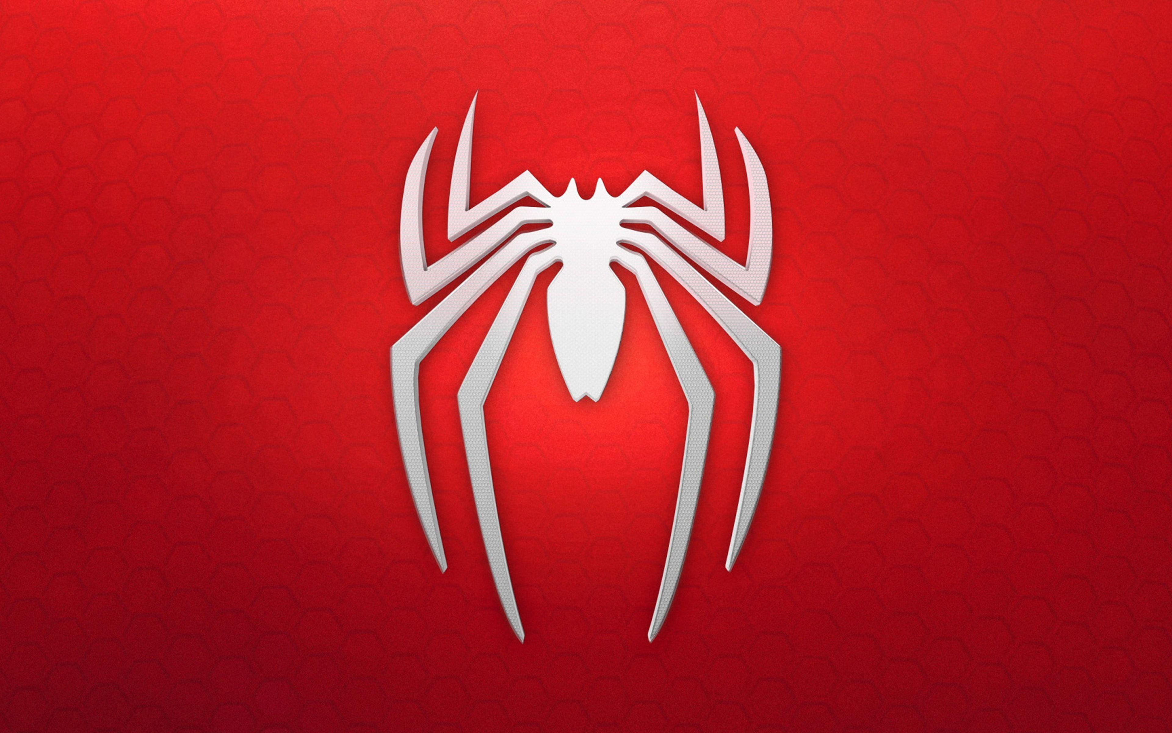 Desktophdwallpaper Org Spiderman Ps4 Wallpaper Marvel Spiderman Spider Man Ps4 Game