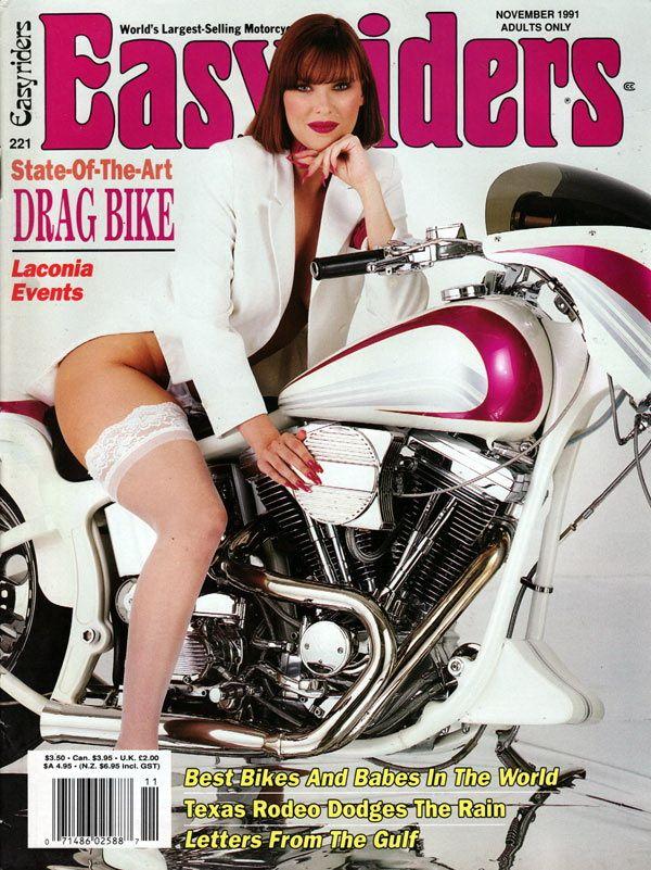 Back Issues 307 Easy Riders Magazine November 1991 Volume 21 N