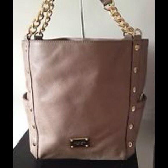 d533f4998ccf Reduced michael kors delancy large tote purse