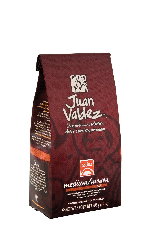 Juan Valdez Premium Colombian Coffee *** Be sure to check