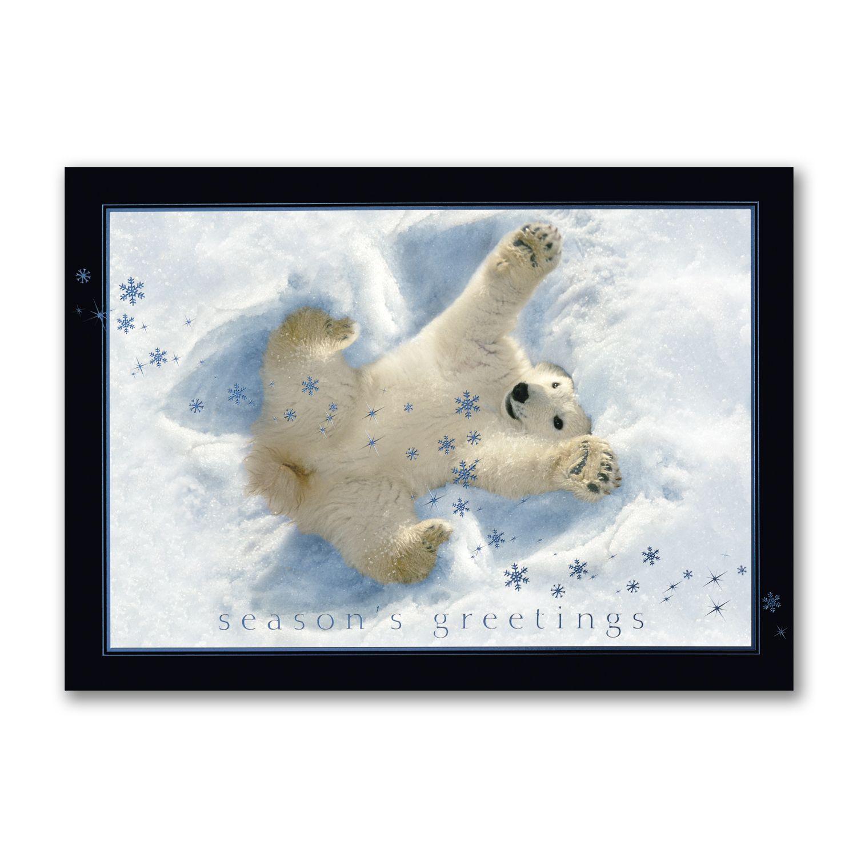 Snow angel polar bear holiday cards httppartyblockinvitations snow angel polar bear holiday cards httppartyblockinvitations occasions sa monicamarmolfo Choice Image
