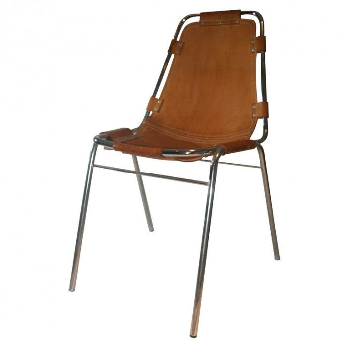 Objects Of Design #288: Industrial Leather Dining Chair