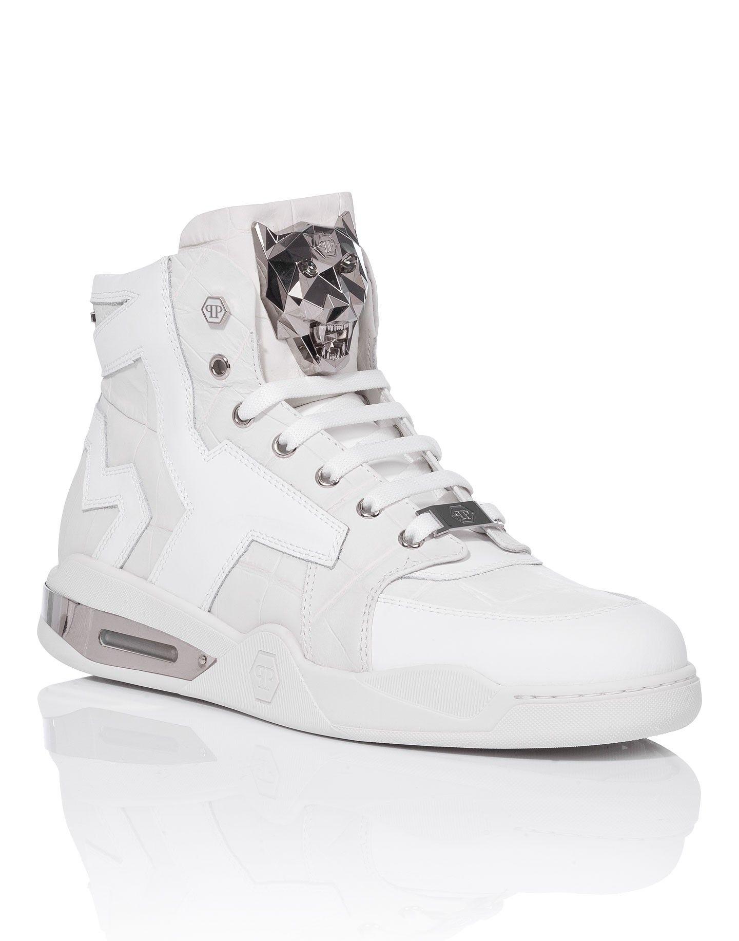 23d0d4067de PHILIPP PLEIN HIGH SNEAKERS