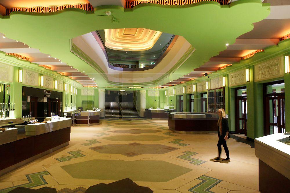 1930s Art Deco Interior Design