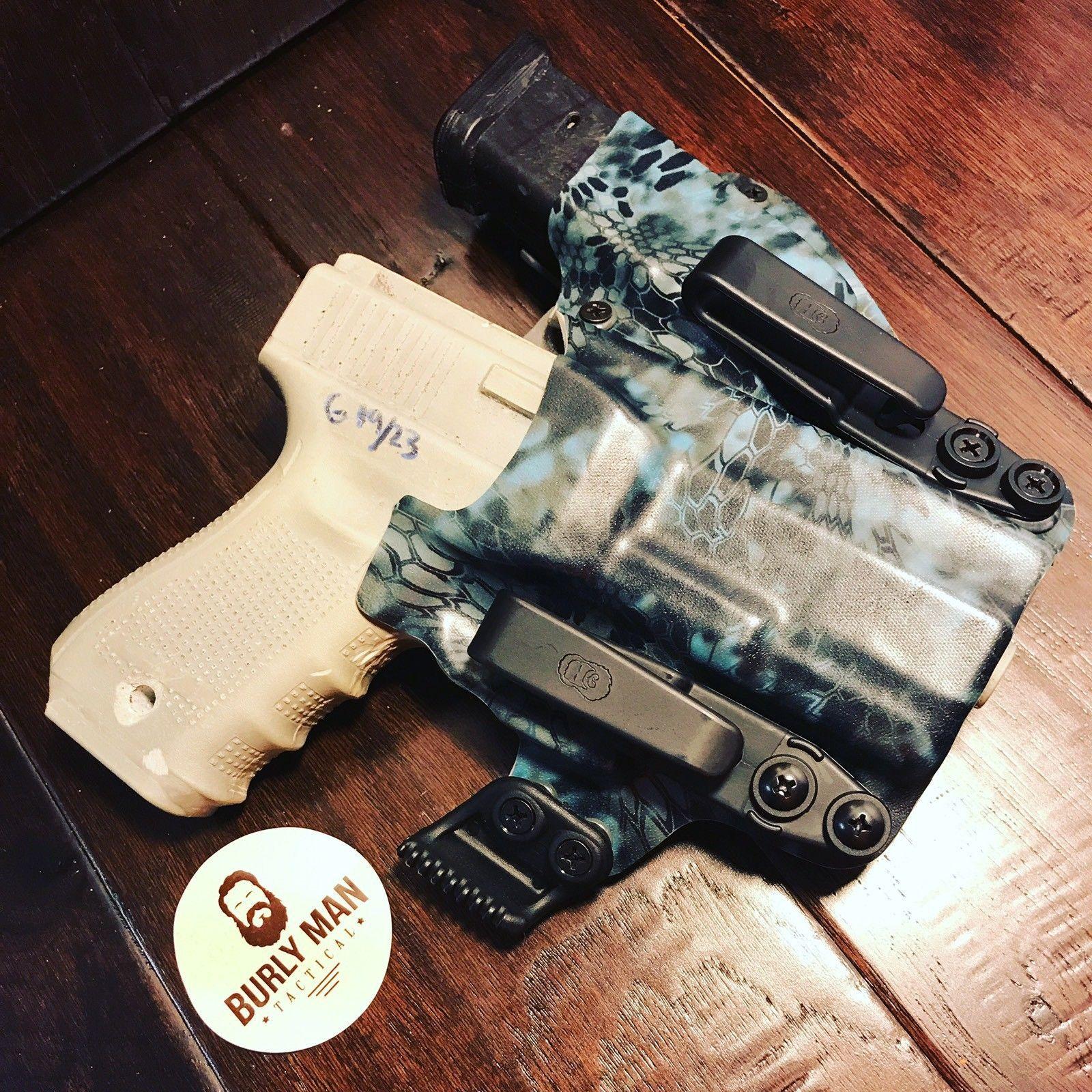 Glock 20 Kryptek Neptune IWB Appendix Made in the USA by