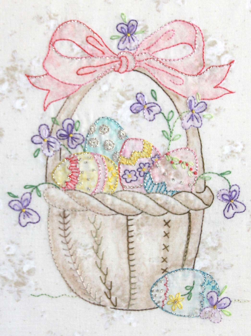hand-embroidery-pattern-all-my-eggs-in-one-basket   Bordados ...