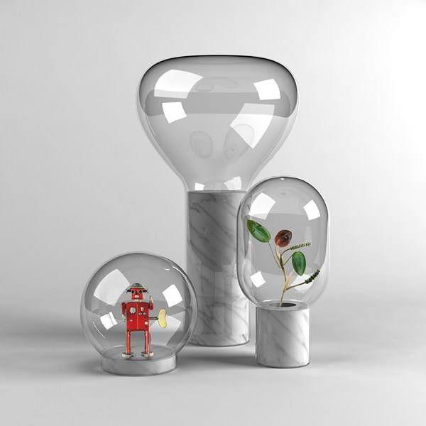 Ecrin sculpture design Piergil Fourquié Galerie Gosserez ...