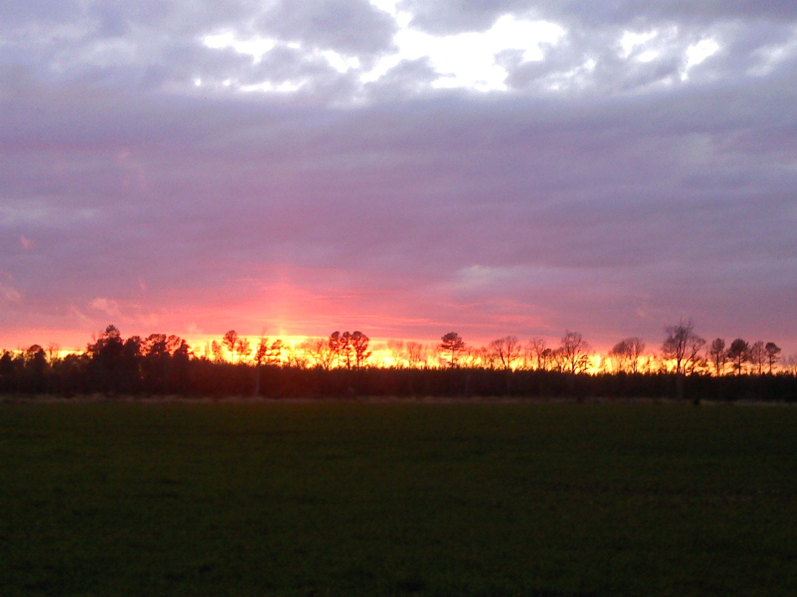 Sunset Wakefield Va. Location inspiration, Sunset, Nature
