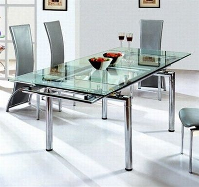 Hani Expandable Dining Table Small Dining Room Table Dining