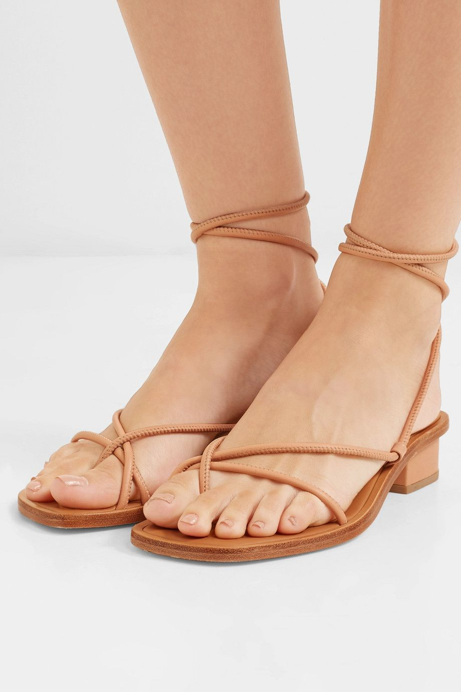 3228834fff LOQ - Ara leather sandals in 2019 | sp / summer insp | Leather ...
