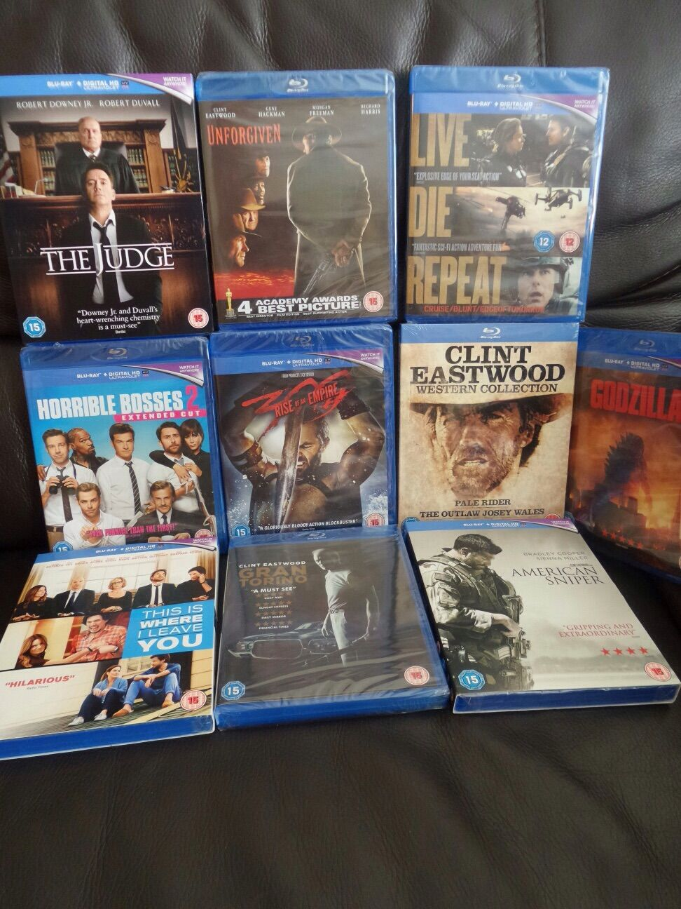 Enter this competition to win a Blu-Ray collection for Father's Day