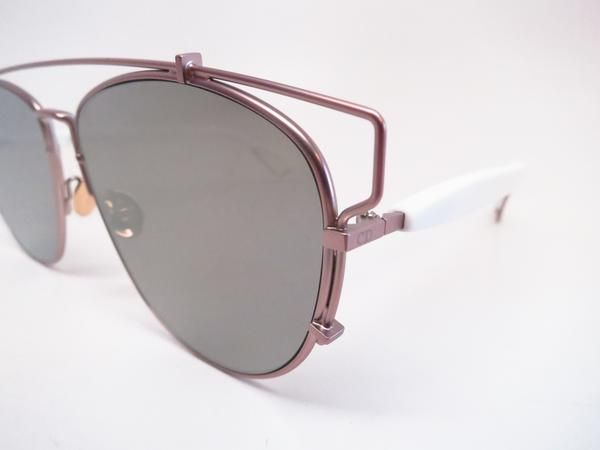 86a77bc7989d Dior Technologic TVG0T Pink White Sunglasses - Eye Heart Shades - Dior -  Sunglasses - 3