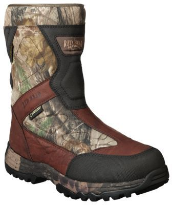 add753a3751 RedHead Ultra Hunter Side-Zip GORE-TEX Insulated Boots for Men - 8.5 ...