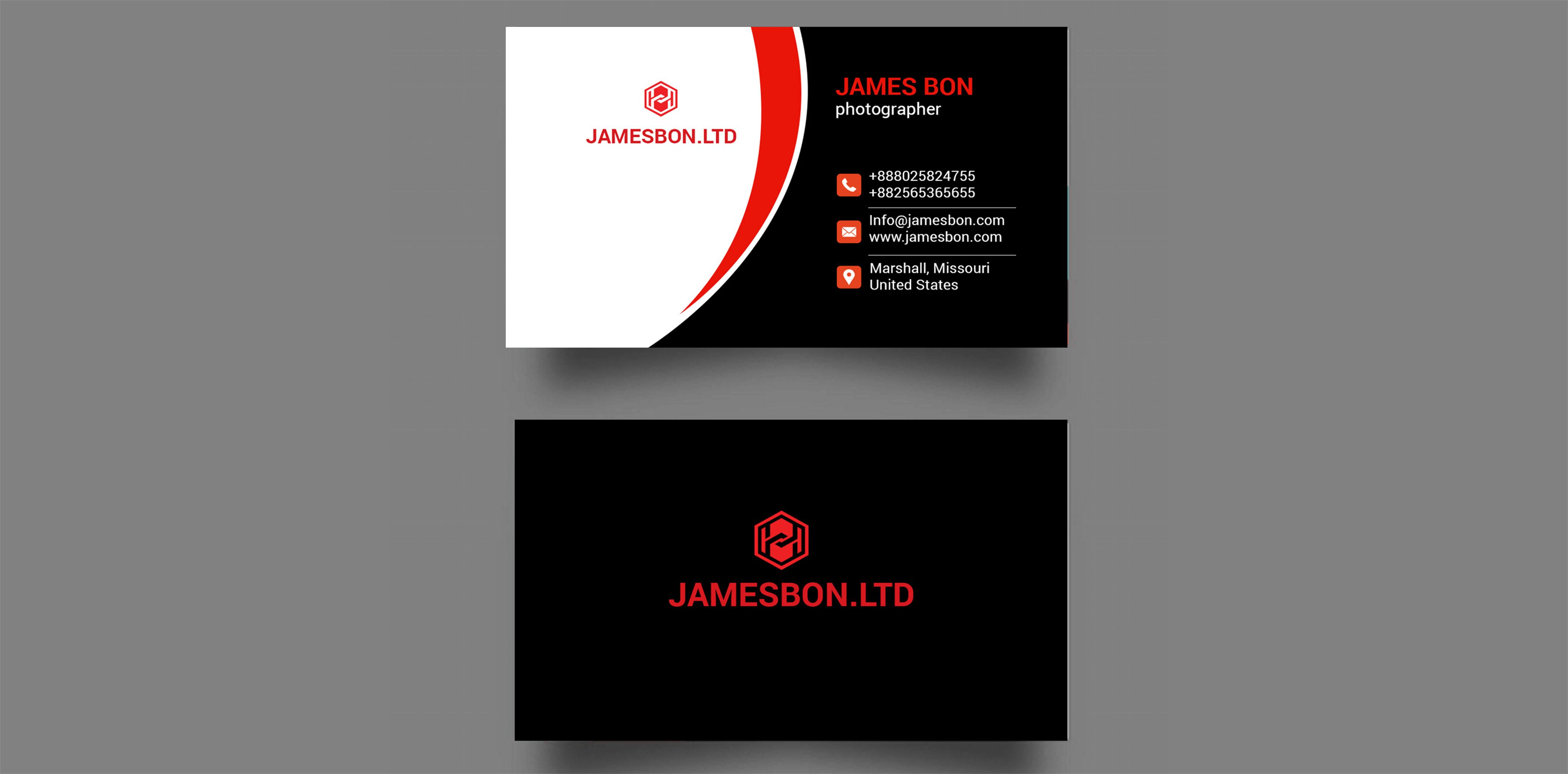manjil280 i will design unique business cards 200 concepts with