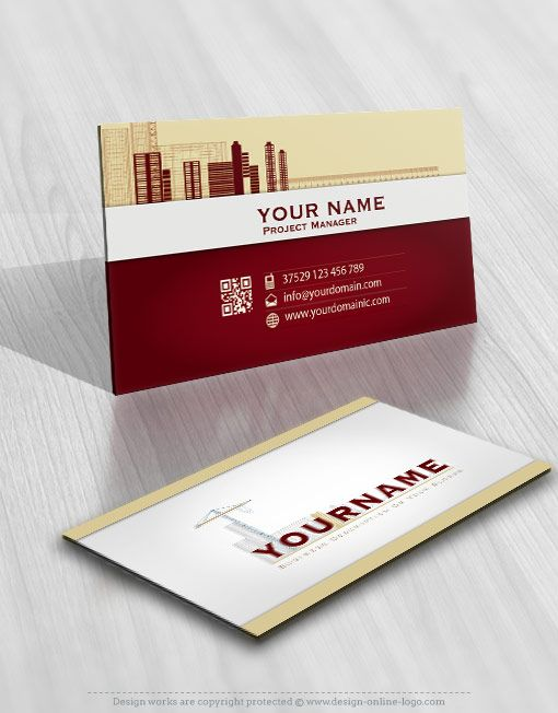 Exclusive design pencil construction buildings logo compatible pencil construction buildings logo free business card reheart Images