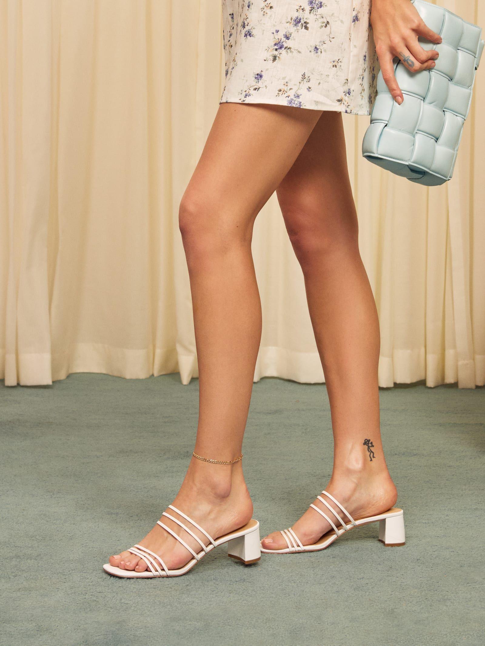 Ella Sandal In 2020 Cheap Black High Heels Womens Heels Chappals For Womens