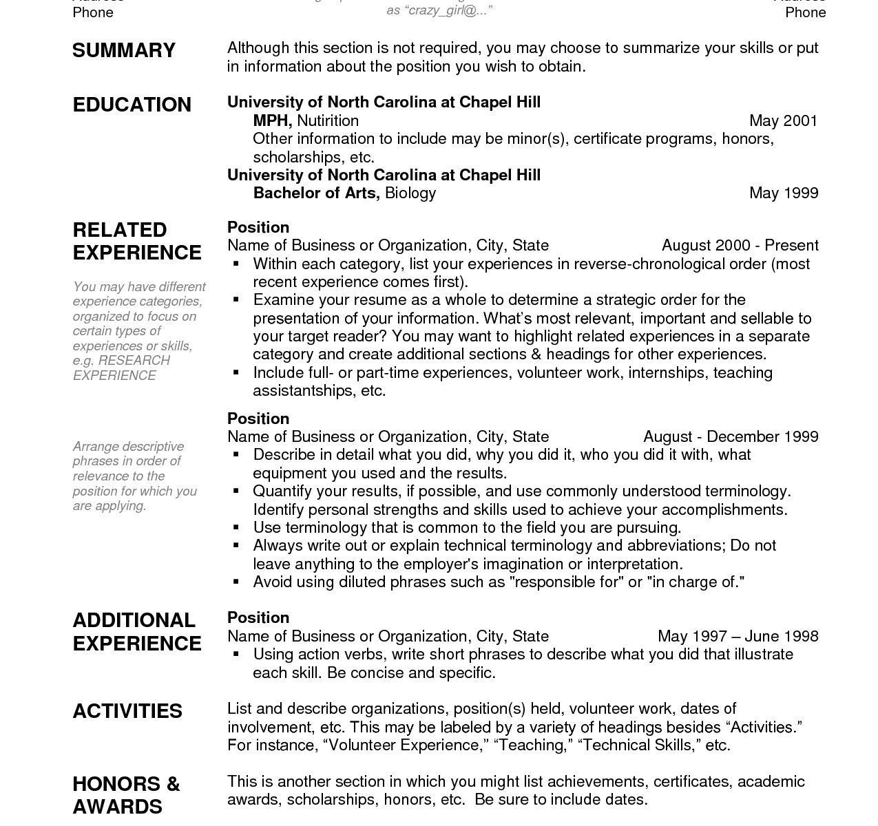 doing up a resume charmant creating in word how rn objective for new grads template 2018 school volunteer sample