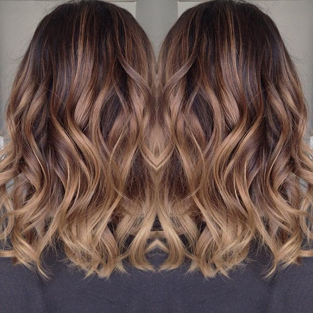 Fall Hair Color For Brunettes, Balayage