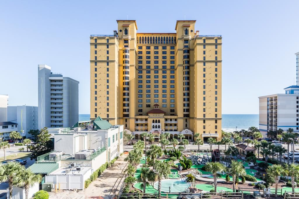 Editor picks Oceanfront hotels in Myrtle Beach Myrtle