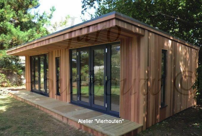 atelier bouwen jaro houtbouw tuinhuisjes veranda 39 s. Black Bedroom Furniture Sets. Home Design Ideas