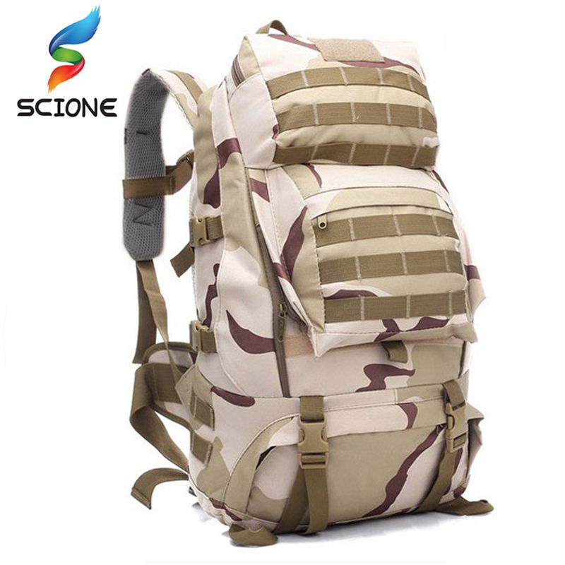 sale 2017 hot 50l military tactical assault pack backpack army molle  waterproof bag small rucksack for  army  rucksack 6dce2d8b4400c