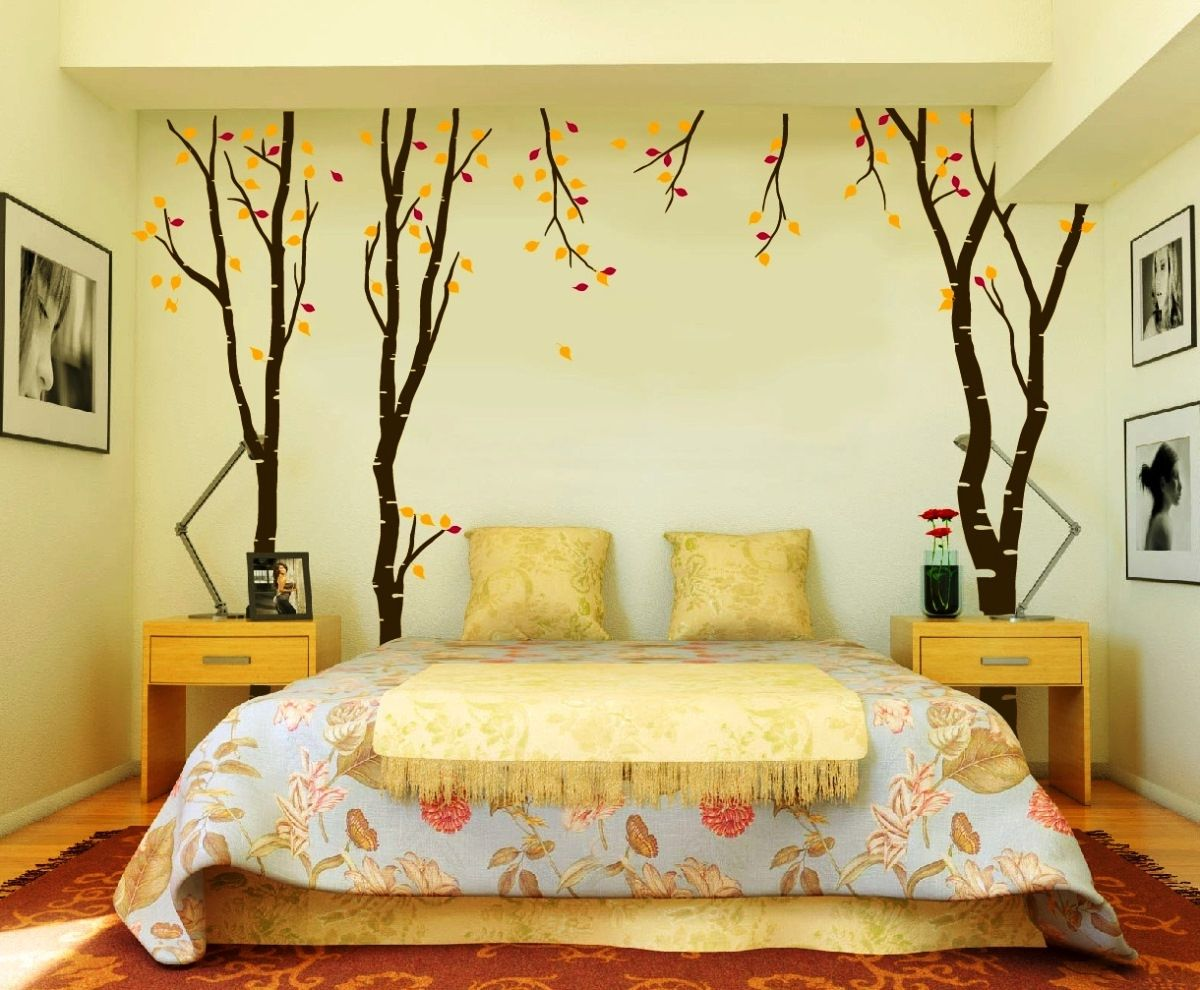 Decorating A Bedroom On A Low Budget - Neutral Interior Paint Colors ...