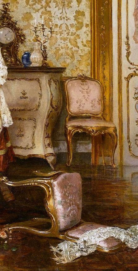 Vittorio Reggianini (Italian, 1858-1938), (detail).