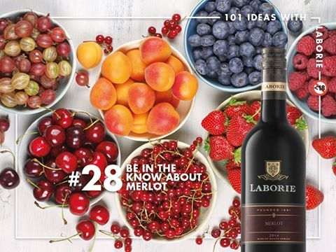 Mastering Merlot The Laborie Way Fruit Acai Bowl Wine
