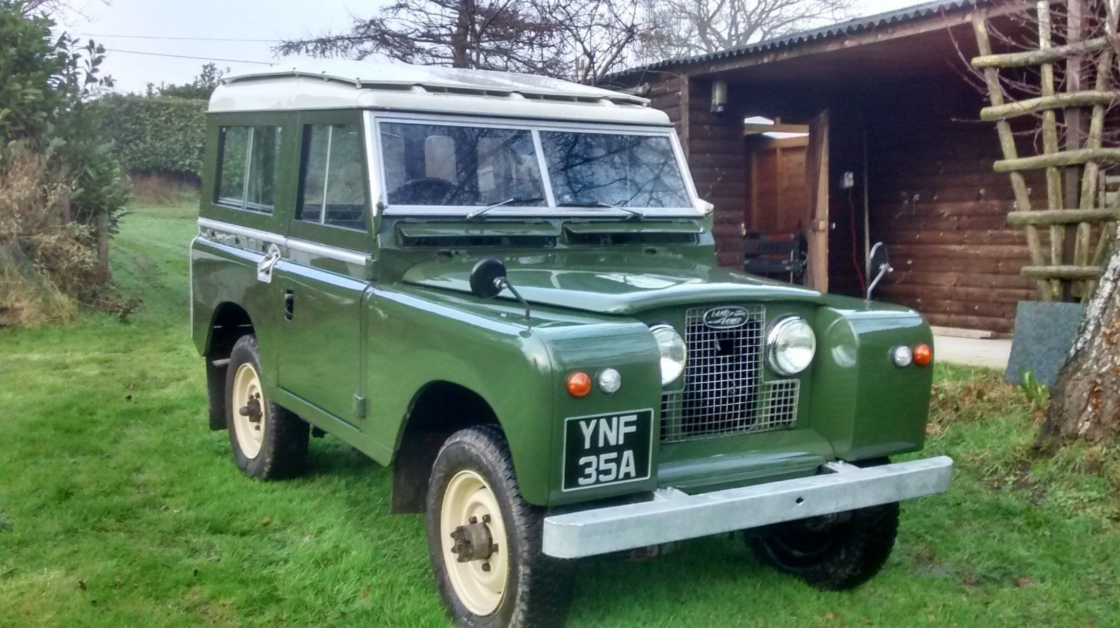 Land Rover Series 2a Station Wagon 1963 Ebay Land Rover Station Wagon Land Rover Series