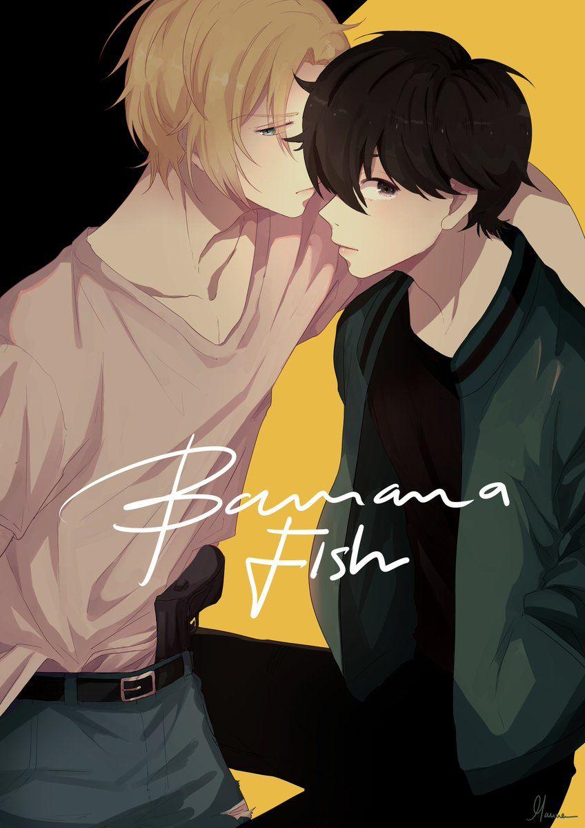 1 Bananafish Twitter Search Fish Illustration Anime Wallpaper Anime