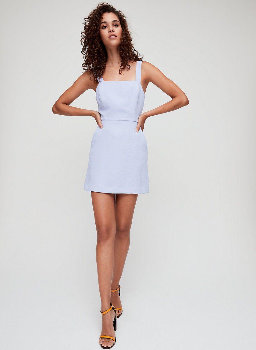c924ded7eb Écoulement mini dress in 2019