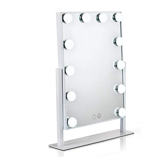 Waneway Lighted Vanity Mirror with 12 x 3W