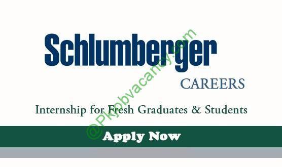 Fresh Graduates Schlumberger Internships December 2016