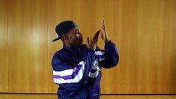 BBC - BBC Arts - Classic Hip-Hop Dance Moves