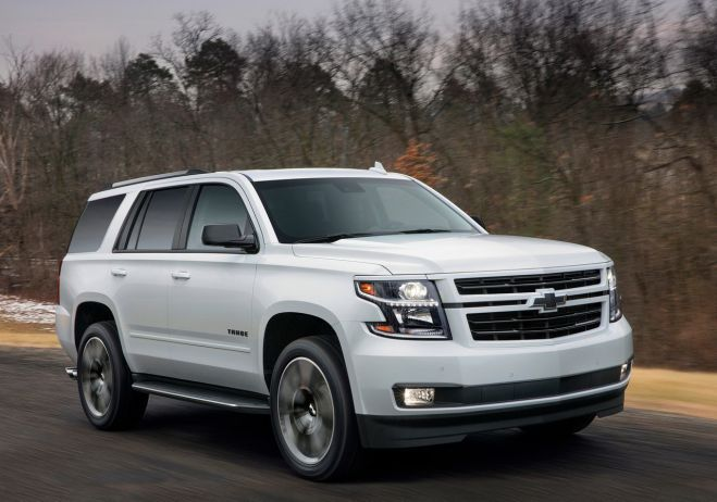 2018 Chevrolet Tahoe Rst Price Release Date Specs Redesign
