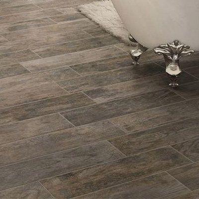 Bathroom Floor Tiles Options Designalls Bathroom Flooring Tile Floor Wood Look Tile Floor