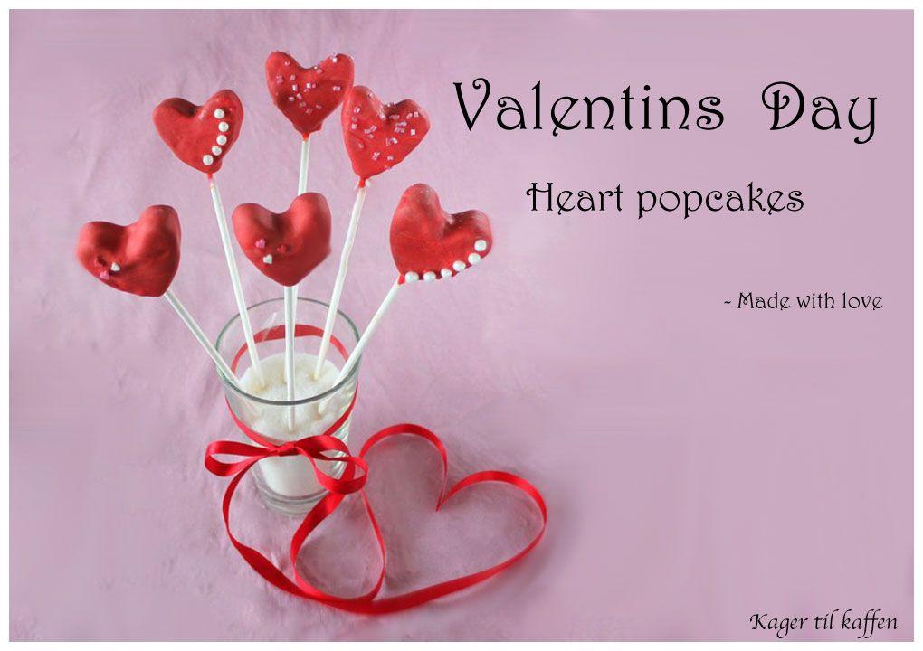 Valentins popcakes