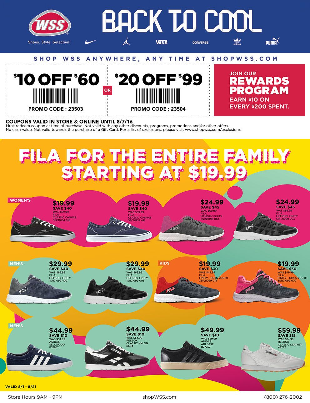 wss shoe store coupons cheap online